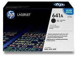 Toner HP C9720A č. 641A pro laserové barevné tiskárny