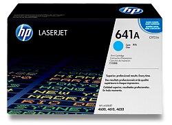 Toner HP C9721A č. 641A pro laserové barevné tiskárny