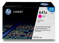 Toner HP C9723A č. 641A pro laserové barevné tiskárny