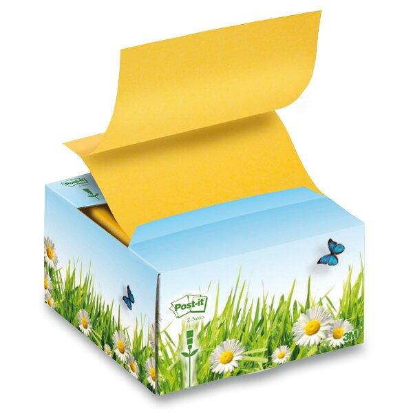 Jednorázový papírový zásobník 3M Post-it B330-1R zásobník + Z bloček 200 listů