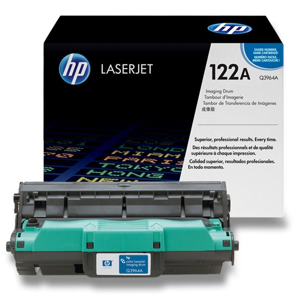 Válce HP Q3964A pro laserové barevné tiskárny