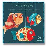 Závěsná dekorace Djeco - Ryby