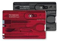 Victorinox Swisscard - multifunkční sada, výběr barev