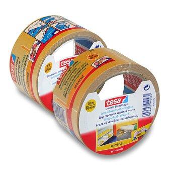 Obrázek produktu Lepicí páska Tesa Double Face, oboustranná - výběr rozměru