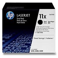 Toner HP CE505XD dual pack pro laserové tiskárny