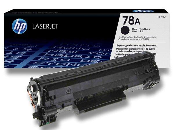Toner HP CE278A č. 78A pro laserové tiskárny black (černý)