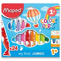 Dětské fixy Maped Color'Peps Jumbo