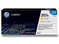 Toner HP CE742A č. 307A pro laserové tiskárny