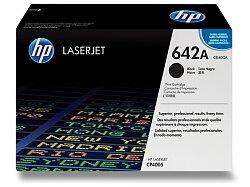 Toner HP CB400A č. 642A pro laserové tiskárny