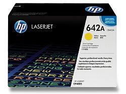Toner HP CB402A č. 642A pro laserové tiskárny