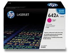 Toner HP CB403A č. 642A pro laserové tiskárny