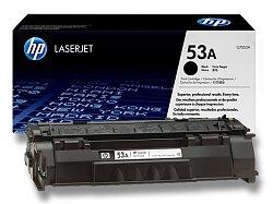 Toner HP Q7553A č. 53A pro laserové tiskárny