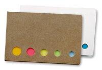 ECO Magda - samolepicí barevné záložky