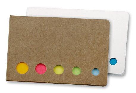 Obrázek produktu ECO Magda - samolepicí barevné záložky - výběr barev