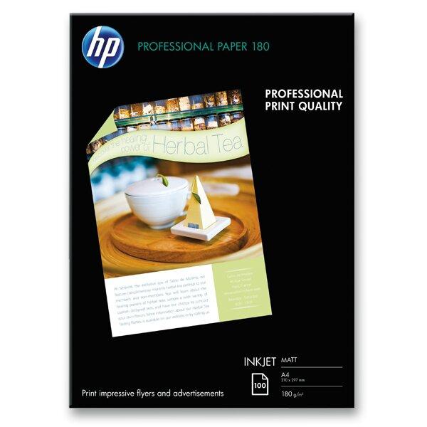 Fotografický papír HP Premium Plus Photo Paper A4, 100 listů, Q6592 A, matný