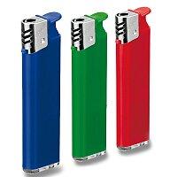 Gas - plnitelný plynový zapalovač, výběr barev