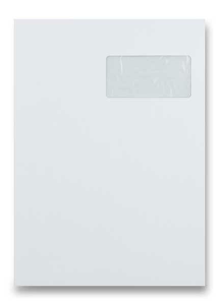 Obálka Clairefontaine C4 samolepicí s okénkem