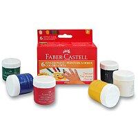 Prstové barvy Faber-Castell