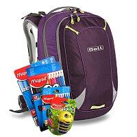 Školní batoh Boll Smart 22 l Purple