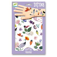 Tetování Djeco - Něžné motivy