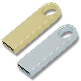 Obrázek produktu USB Flash disk - přívěšek na klíče, velikost 4 GB,výběr barev