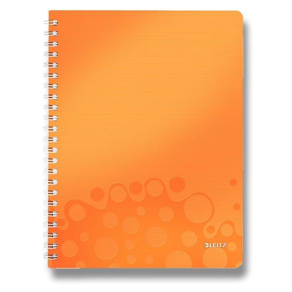 Kroužkový blok Leit Wow oranžový
