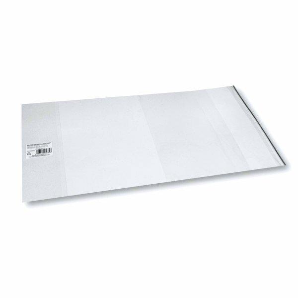 Obal na učebnice univerzální 300 x 540 mm silný, PP, samolepicí