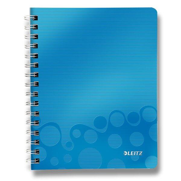 Kroužkový blok Leit Wow modrý