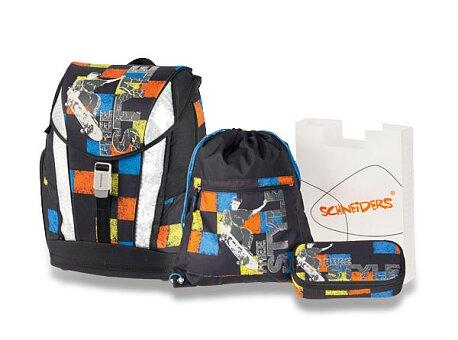Obrázek produktu Aktovka Schneiders Free Style s příslušenstvím
