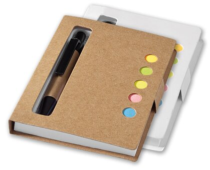 Obrázek produktu Reveal - blok s kuličkovou tužkou, výběr barev