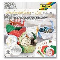 Dárkové košíčky - Vánoce