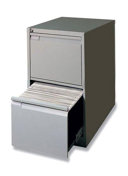 Kartotéka Bisley IPCAA 2 zásuvky, 711 x 413 x 622 mm
