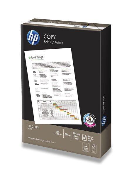 Kancelářský papír HP Copy Paper A4, 80 g, 5 x 500 listů