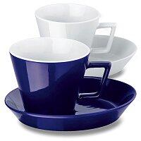 Claude - keramický šálek s podšálkem, výběr barev
