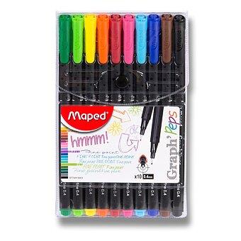Obrázek produktu Liner Maped Graph'Peps - sada 10 barev