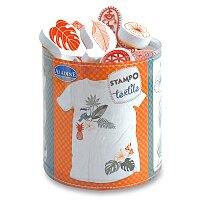 Razítka Stampo Textile - Tropical