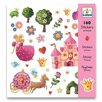 Obrázek produktu Samolepky Djeco - Princezna