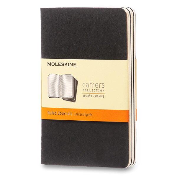 Notes MOLESKINE Cahier černý