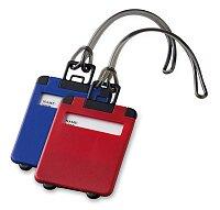 Taggy - výklopná jmenovka na zavazadla, výběr barev