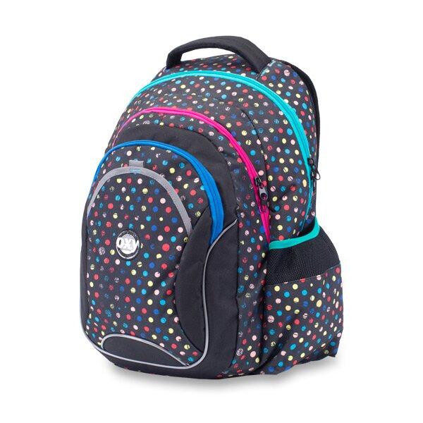 Studentský batoh Karton P+P OXY Fashion Dots