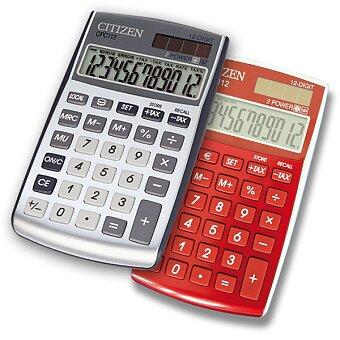 Obrázek produktu Stolní kalkulátor Citizen CPC-112 - šedý