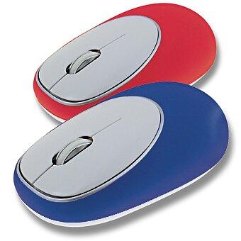 Obrázek produktu Leonis - antistresová bezdrátová myš, výběr barev