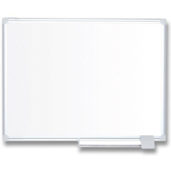 Bílá magnetická popisovatelná tabule Bi-Office Ceramic 60 x 45 cm