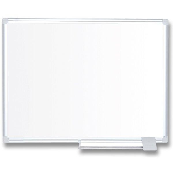 Bílá magnetická popisovatelná tabule Bi-Office Ceramic 120 x 90 cm
