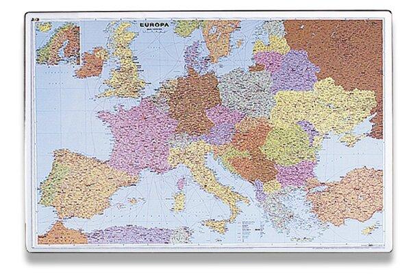 Podložka na stůl - mapa Evropy 60 x 40 cm