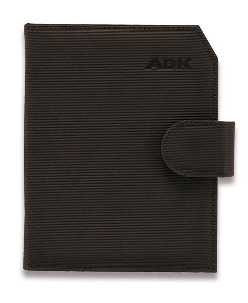 Plánovací diář ADK Praktik A5, černý
