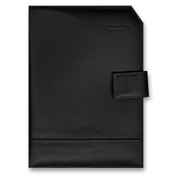 Plánovací diář ADK Classic A5, černá barva