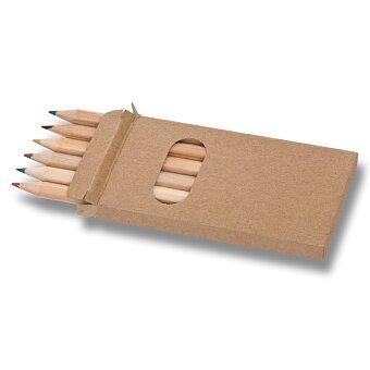 Obrázek produktu Breve - sada 6 ks pastelek v papírové krabičce