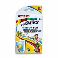 Popisovač Edding Funtastics Window