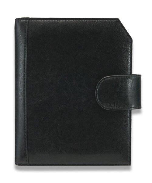 Plánovací diář ADK Organizer A6, černý